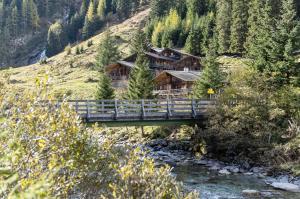 Vakantiehuis  - : Haus Niederegger