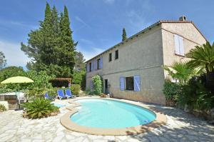 Vakantiehuis  - : Villa Cigalières