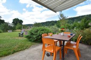 Vakantiehuis  - : Maison de vacances Crux la Ville