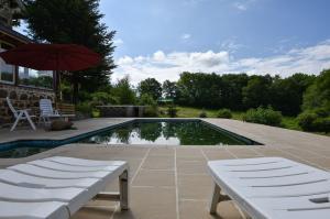 Vakantiehuis  - : Holiday home Virlet