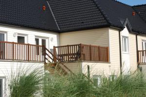Vakantiehuis  - : Residence Oye Plage 1