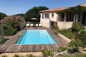 Ferienhaus  - : Villa Le Palatin
