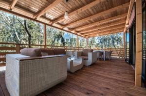 Vakantiehuis  - : Camping Mon Perin 3
