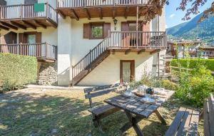 Vakantiehuis  - : Casa le Bourg