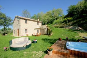 Vakantiehuis  - : Villa Barchetta