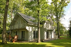 Vakantiehuis  - : Chalet Bomal
