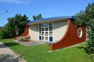 Vakantiehuis  - : Strandpark Vlugtenburg 5