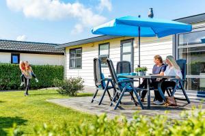 Vakantiehuis  - : Recreatiepark De Woudhoeve 9