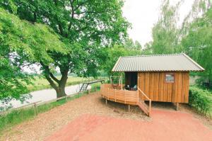 Vakantiehuis  - : Vakantiepark Mölke 13