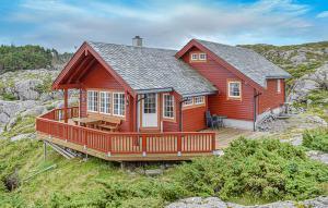 Vakantiehuis  - : Bekkjarvik
