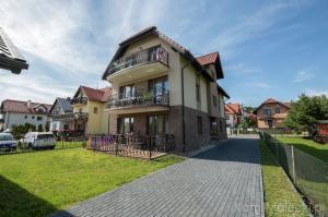 Vakantiehuis  - : Apartament w domku drewnianym Amelia