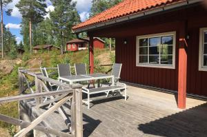 Holiday home  - : Värmlands Sjö och Fjäll Camping 14