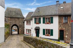Vakantiehuis  - : Burghof woning B