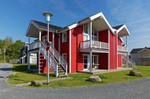 Vakantiehuis  - : Hansapark Resort am Meer 1