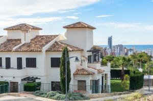 Vakantiehuis  - : Los Olivos