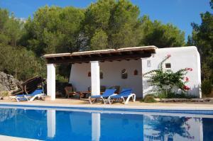 Vakantiehuis  - : Casa Ibicenca