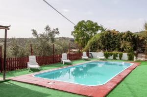 Vakantiehuis  - : La Casa Vieja