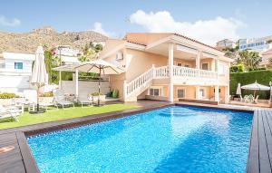 Ferienhaus  in Spanien